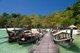 Thailand: Pier at Ko Surin Nua, Surin Islands Marine National Park